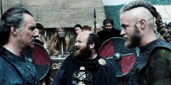 Ragnar y el Conde cara a cara