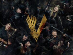 vikingos, la serie